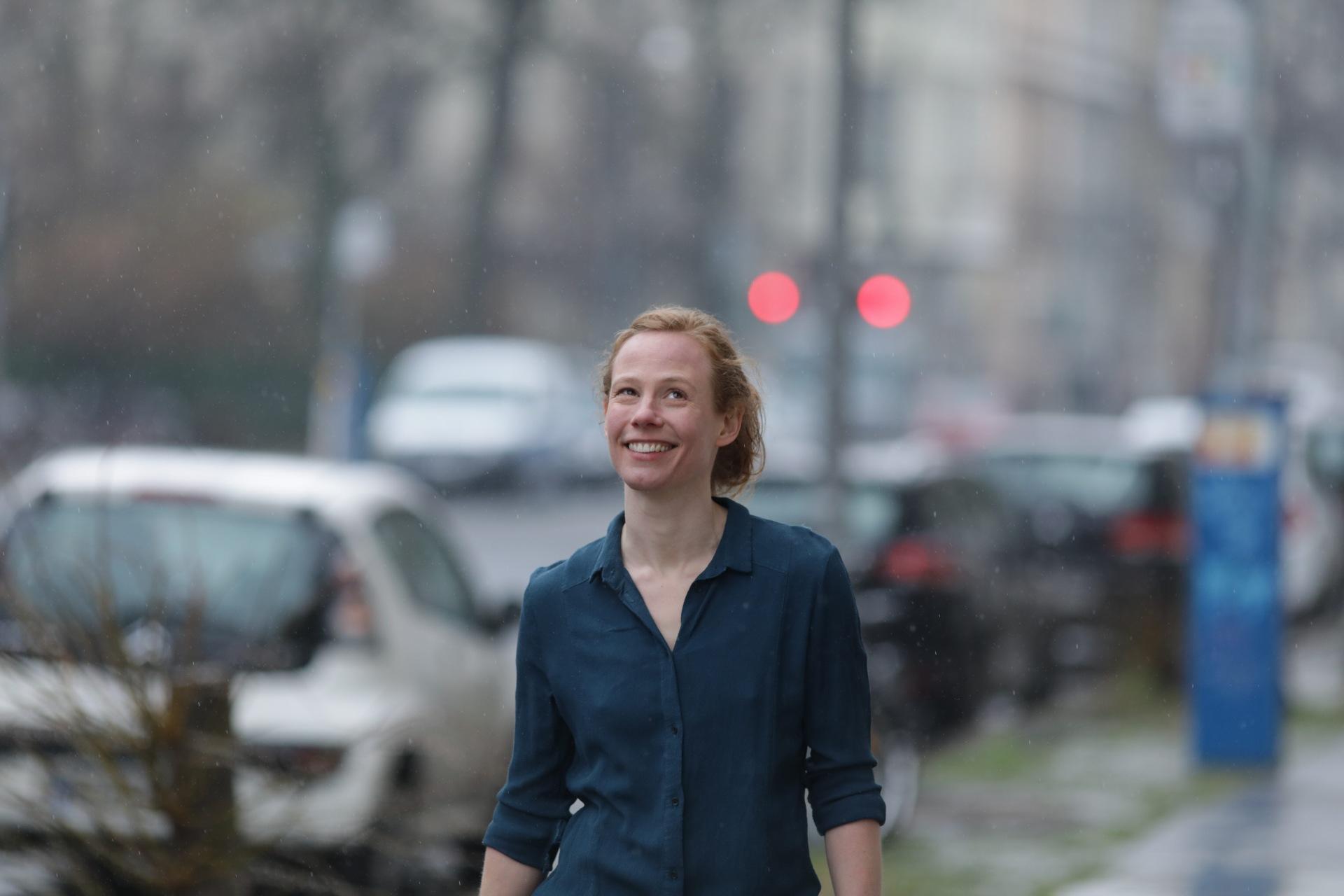 Laura Bleimund (von Deryl Kenfack)