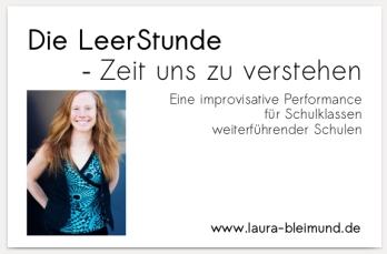 LeerStunde (Foto: Steffen Weixler)